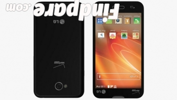 LG Optimus Exceed 2 smartphone photo 3