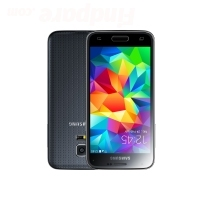 Samsung Galaxy S5 Mini Dual smartphone photo 4