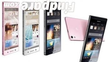 Huawei Ascend P6 smartphone photo 7