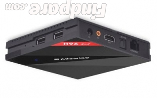 Alfawise H96 Pro+ 3GB 64GB TV box photo 2