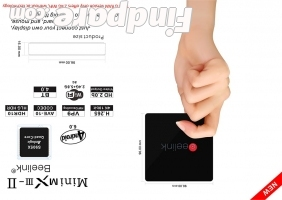 Beelink MINI MXIII II 1GB 8GB TV box photo 1
