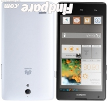 Huawei Ascend G700 smartphone photo 3