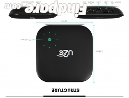 U2C V Plus 2GB 16GB TV box photo 1