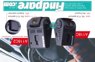 Viofo A118C2 Dash cam photo 1