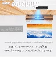 AODIN M9 portable projector photo 4