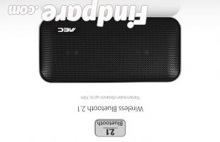 AEC BT - 205 portable speaker photo 2