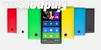 Nokia X Single Sim smartphone photo 3