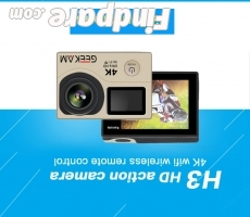 GEEKAM H3 action camera photo 15