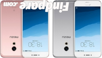 MEIZU Pro 6s smartphone photo 1