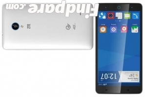 ZTE A880 smartphone photo 3