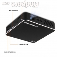 Excelvan EHD-200 portable projector photo 10