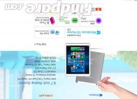 Texet X98 Plus Dual OS tablet photo 1