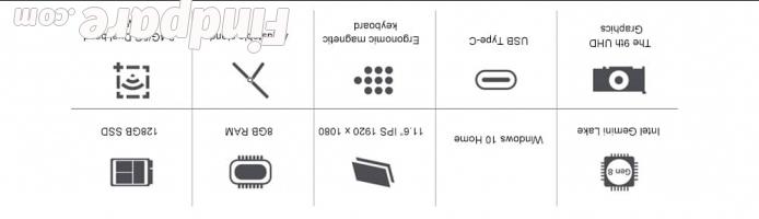 Teclast X4 8GB 128GB tablet photo 2