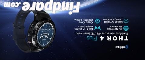 Zeblaze THOR 4 PLUS smart watch photo 1