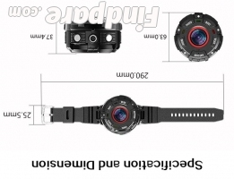 ZGPAX S222 action camera photo 12