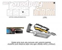 Proscenic 790T robot vacuum cleaner photo 9