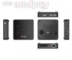 AODIN D13 portable projector photo 14