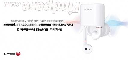 Huawei FreeBuds 2 wireless earphones photo 1
