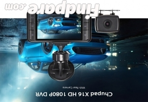 Chupad X16 Dash cam photo 1