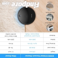 Koios I3 robot vacuum cleaner photo 5