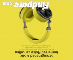Bluedio T5 wireless headphones photo 4