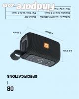 DOSS E-go portable speaker photo 7