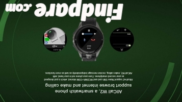 AllCall W2 smart watch photo 7