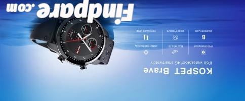 KOSPET BRAVE 4G smart watch photo 1