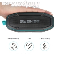 ZENBRE D6 portable speaker photo 4