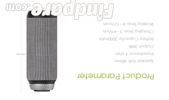 Vidson D6 portable speaker photo 8