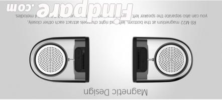 Remax RB-M22 portable speaker photo 4