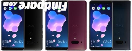 HTC U12+ Plus smartphone photo 16