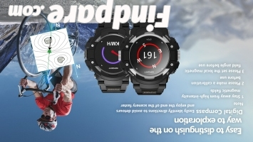 NO.1 F7 smart watch photo 7