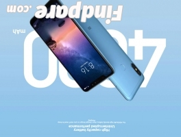 Xiaomi Redmi Note 6 Pro 3GB 32GB Global smartphone photo 3