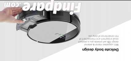 ILIFE V8S robot vacuum cleaner photo 4