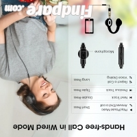 MPOW H4 wireless headphones photo 5