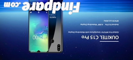 OUKITEL C15 Pro smartphone photo 1