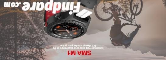 LEMFO M1S smart watch photo 2