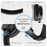 MPOW H4 wireless headphones photo 3