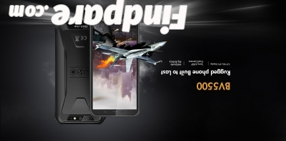 Blackview BV5500 smartphone photo 1
