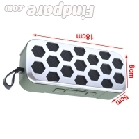 New Rixing NR-3019 portable speaker photo 8