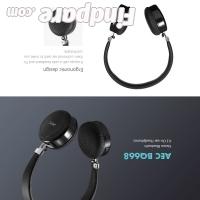AEC BQ668 wireless headphones photo 1