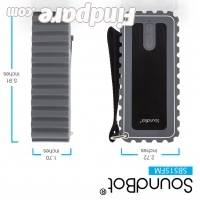 SOUNDBOT SB515FM portable speaker photo 8