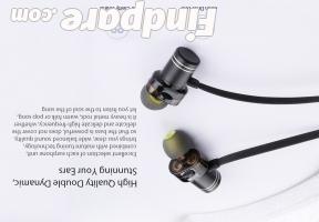 AWEI X670BL wireless earphones photo 5