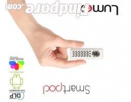 Lumex Smart Pod portable projector photo 1