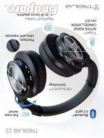 TREBLAB Z2 wireless headphones photo 7