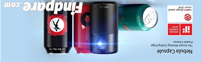 Anker Nebula Capsule portable projector photo 6
