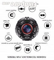 ZGPAX S222 action camera photo 2