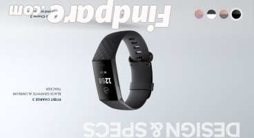 Fitbit CHARGE 3 Sport smart band photo 4