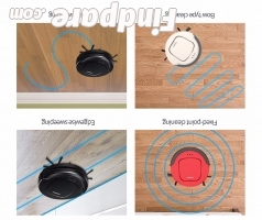 ISWEEP S550 robot vacuum cleaner photo 7